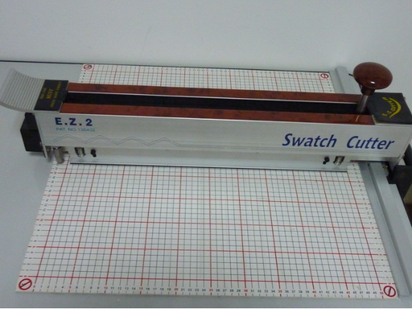 New Swatch Sample Cutter 50x50