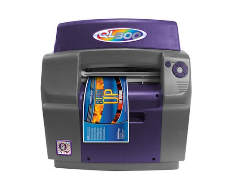QL-800 Colour Label Printer by Quicklabel Systems